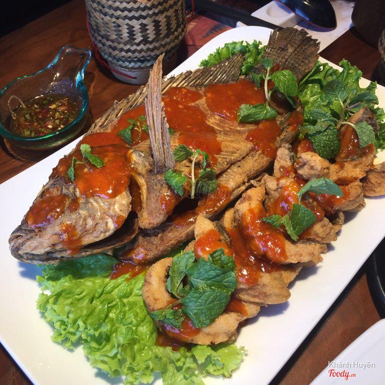 Khao Lao - Ẩm Thực Lào ở Hà Nội