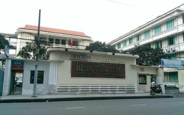 Bệnh Viện Mắt TP.HCM - Điện Biên Phủ