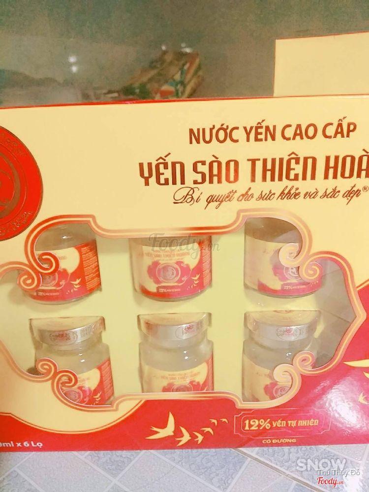 Yến Sào Thiên Hoàng ở TP. HCM