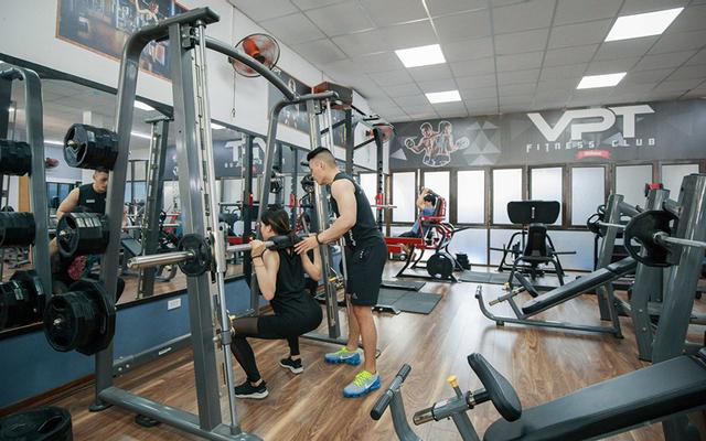 VPT Gym - Ông Ích Khiêm