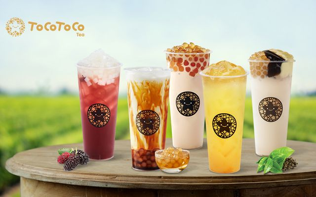TocoToco Bubble Tea - Phan Xích Long