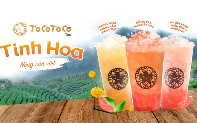 TocoToco Bubble Tea - Phan Xích Long