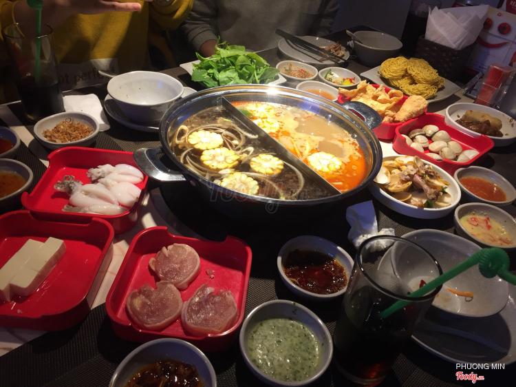 Hotpot Story - Hà Nội Centerpoint ở Hà Nội