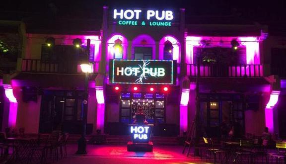 Hot Pub - Cafe & Lounge