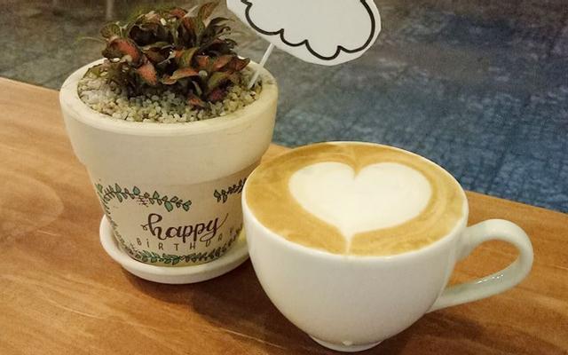 Greenie Garden - Coffee & Juice