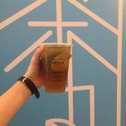 Ly trà chanh Hoa Lài