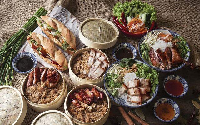 Tiệm Chú Long - Món Ăn Quay Nướng Quảng Đông Take Away - Hàng Bún
