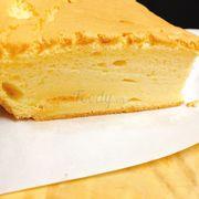 Phần dưới của bánh ko tơi xốp, nở đều như lớp trên, hoi thất vọng chút 😤