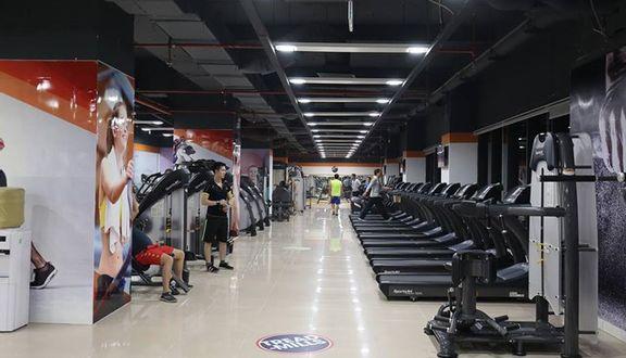 Fit24 - Fitness & Yoga Center - Nhật Tân