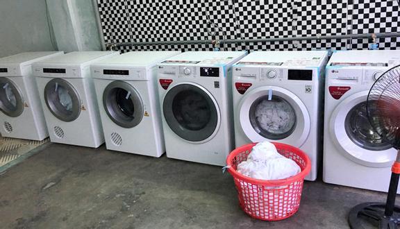 Laundromat TTV - Cửa Hàng Giặt Sấy Tự Động
