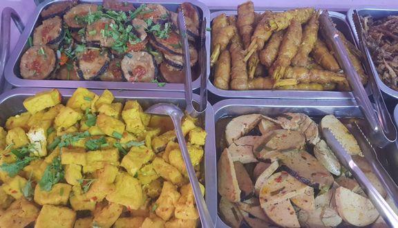 Sư Tạng Minh - Buffet Cơm Chay - Phổ Quang
