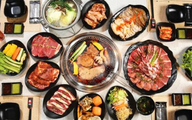 AKA House - Buffet Nướng & Lẩu Nhật Bản - Đồng Đen