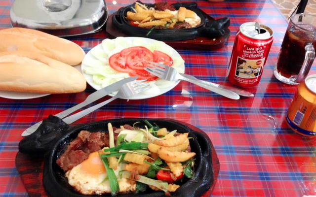Bò Bít Tết - Hồng Quang