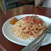 Mỳ Ý hải sản cà chua