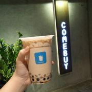 Trà sữa Comebuy sizeM 59k