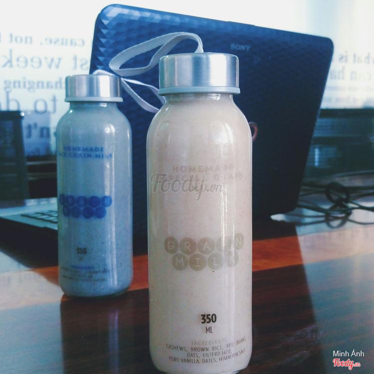 Grain Milk - Sữa Dinh Dưỡng Từ Các Loại Hạt ở TP. HCM