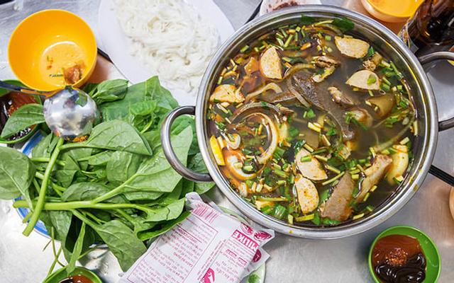 Lẩu Bò Tí Chuột 2