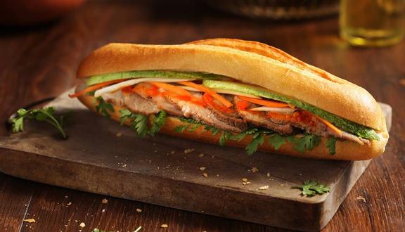 Bánh Mì Bami Bread - Chùa Láng