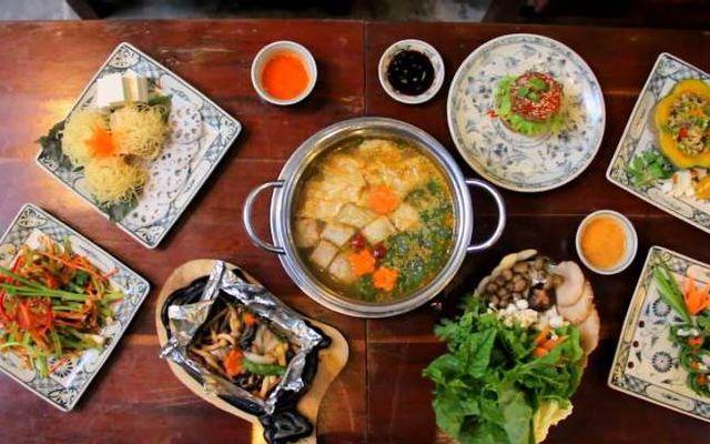 Loving Vegan Kitchen - Nguyễn Hữu Cảnh