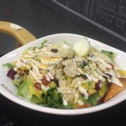 Salad gà 120k++