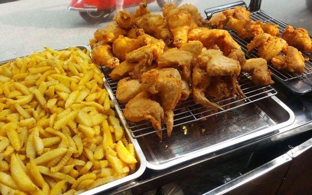 Chicken Tuk Tuk - Gà Rán Thái Lan - Nhân Hòa