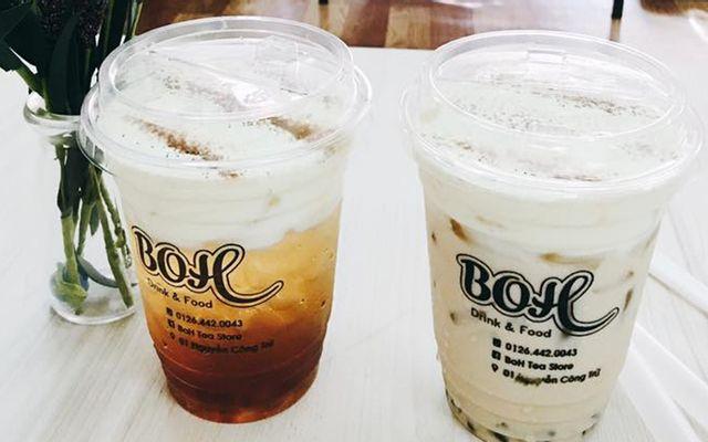 Trà Sữa BoH Tea - Hotdog Korean