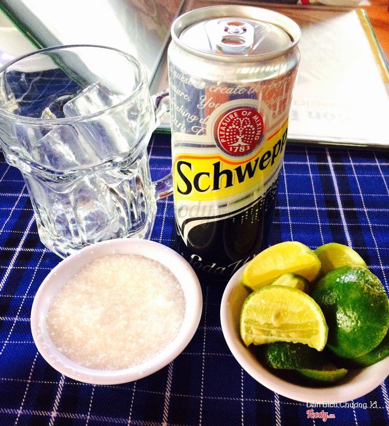 Soda chanh đường