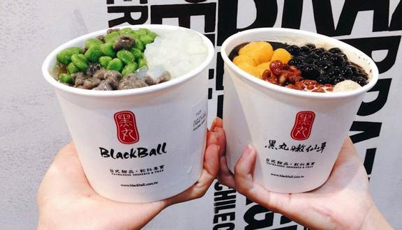 BlackBall - Chè & Trà Sữa Đài Loan - Ngô Đức Kế