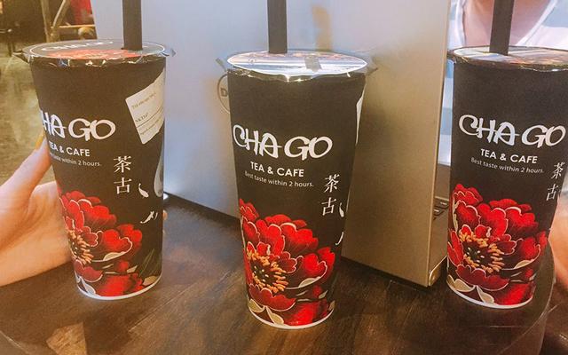 Cha Go Tea & Caf'e - Lê Lợi