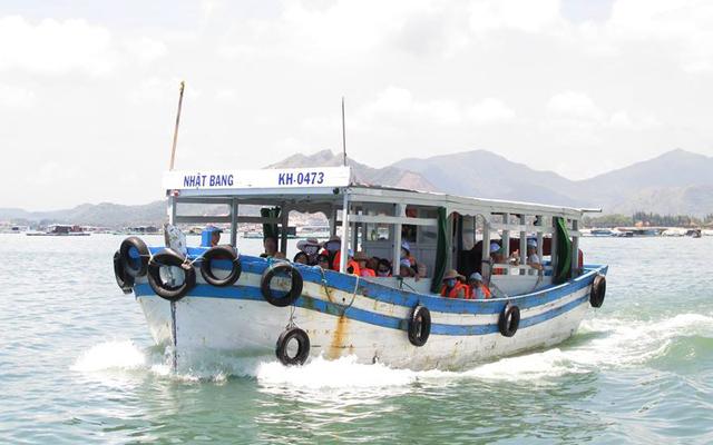 Tàu Du Lịch Điệp Sơn - Vân Phong