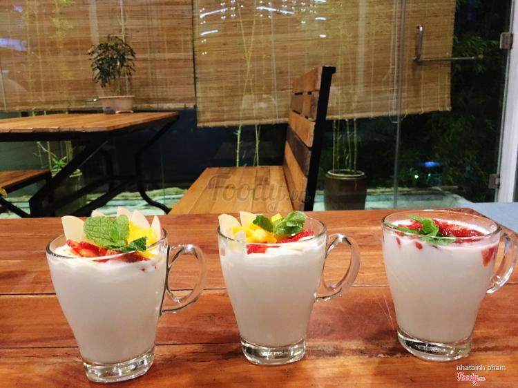 Rainforest - Healthy Food & Drinks Restaurant ở Khánh Hoà