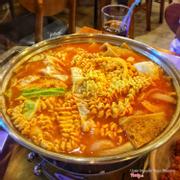 Mì Tteok-Bokki phô mai