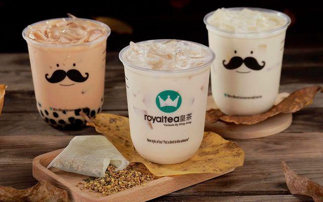 Royaltea - Trà Sữa Hồng Kông - Hưng Phước 2