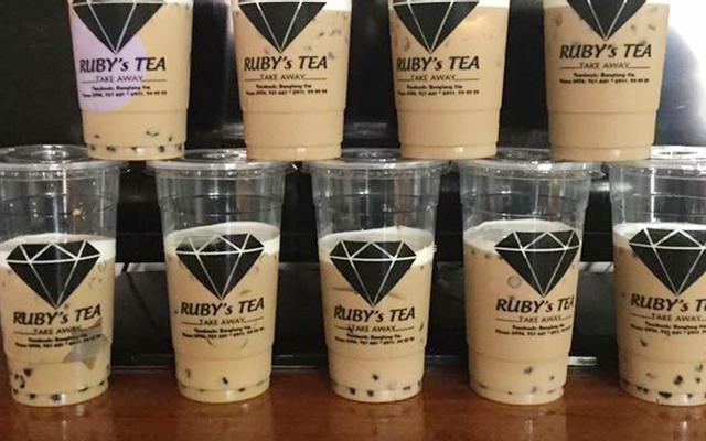 Ruby Tea - Shop Online