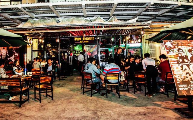 Jager Flagship Bar & Coffee