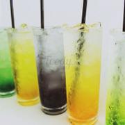 Soda các loại