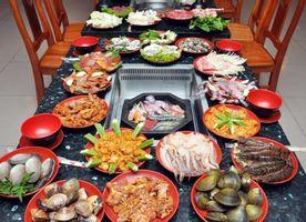 Sing Restaurant Buffet Lẩu Hải Sản - Royal City