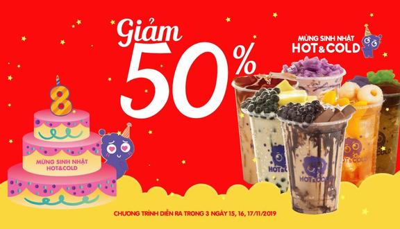 Hot & Cold - Trà Sữa & Xiên Que - Quang Trung