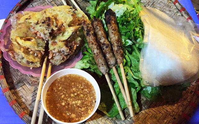 Bánh Xèo Nam Bộ - Yên Phụ