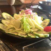Salad dưa (khá ngon)