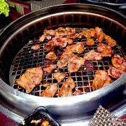 Ăn cũng được cơ mà các chị nhân viên hay để thịt cháy 😭😭