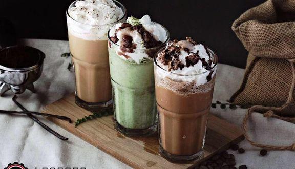 The Coffee Factory - Mạc Đĩnh Chi