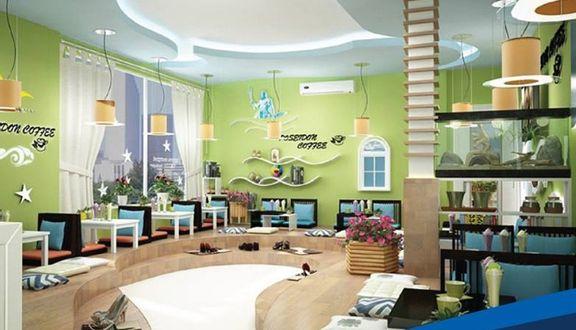 Poseidon Cafe - Lê Hồng Phong