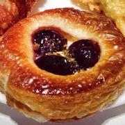 bánh ngàn lớp blueberry