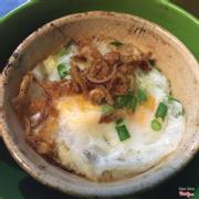 Trứng chén nướng 5k