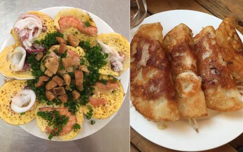 10 quán Bánh Căn ngon ở Sài Gòn