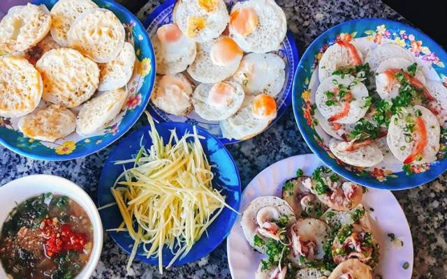 Quán Cô Ba - Bánh Căn, Bánh Xèo Phan Rang