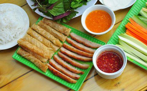 Đọc vanh vách những quán NEM NƯỚNG NHA TRANG cứ ăn là ghiền ở Hà Nội