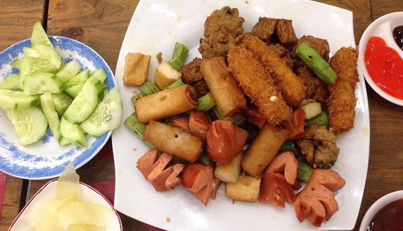 Ăn Vặt Sơn Ca - Cá Viên Chiên - Võ Thị Sáu