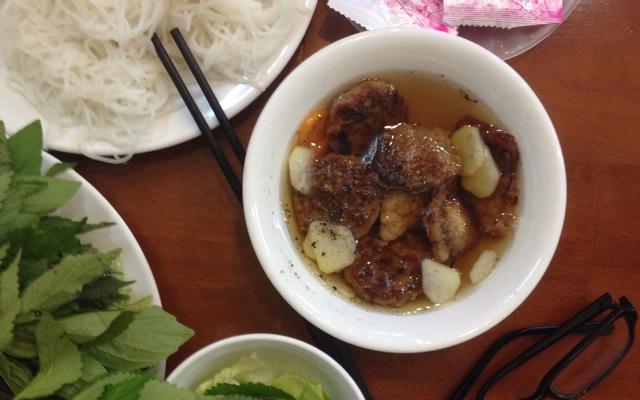 Bún Chả Hà Nội - Nguyễn Thị Minh Khai